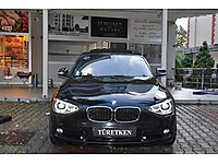 2013 Model Bmw 1 Serisi 116İ Sport Line Benzin Otomatik Hatchback / 5 Kapi 140.000 KM