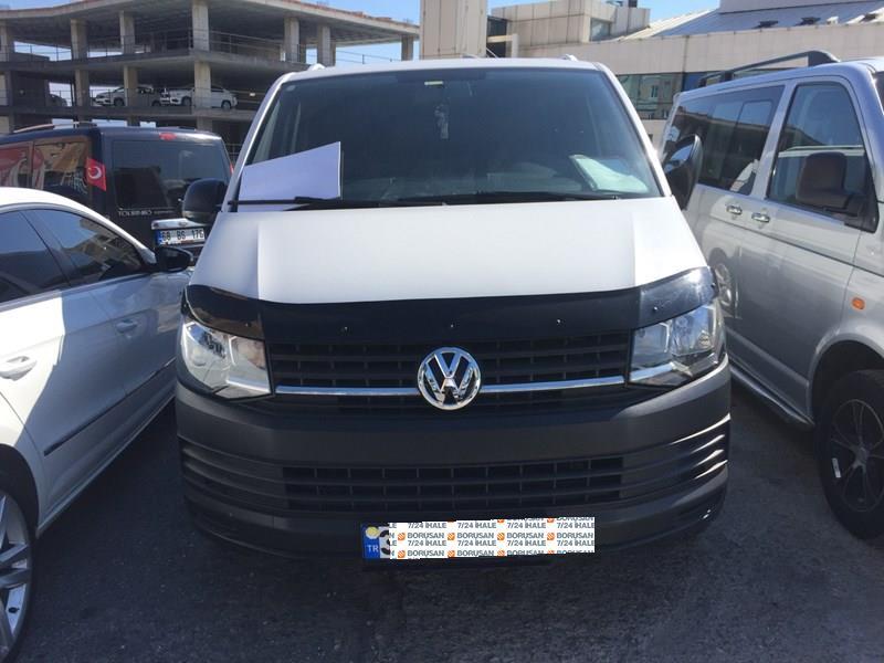 2017 Model Volkswagen Transporter , Dizel Manuel Camlivan / 4 Kapi 143.211 KM