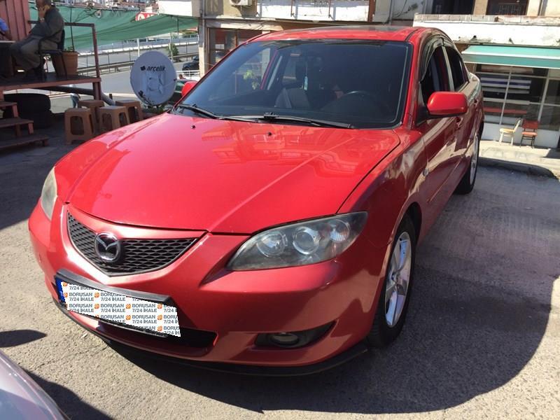 2006 Model Mazda 3 Dynamik Benzin Otomatik Sedan / 4 Kapi 237.987 KM