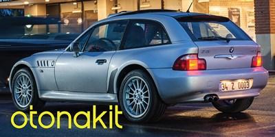 Milenyum Otomobili - BMW Z3 Coupe
